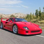 You can purchase a Ferrari F40 today