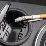 How to deal with cigarette burns in your car