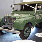 Remembering the first Land Rover